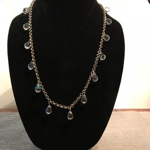 Beautiful Ann Taylor beaded necklace